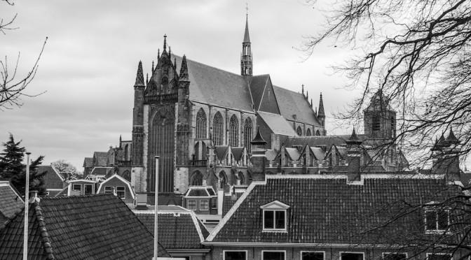 Leiden in B&W