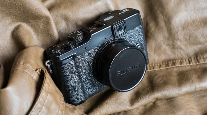 Gear: Fujifilm X-10