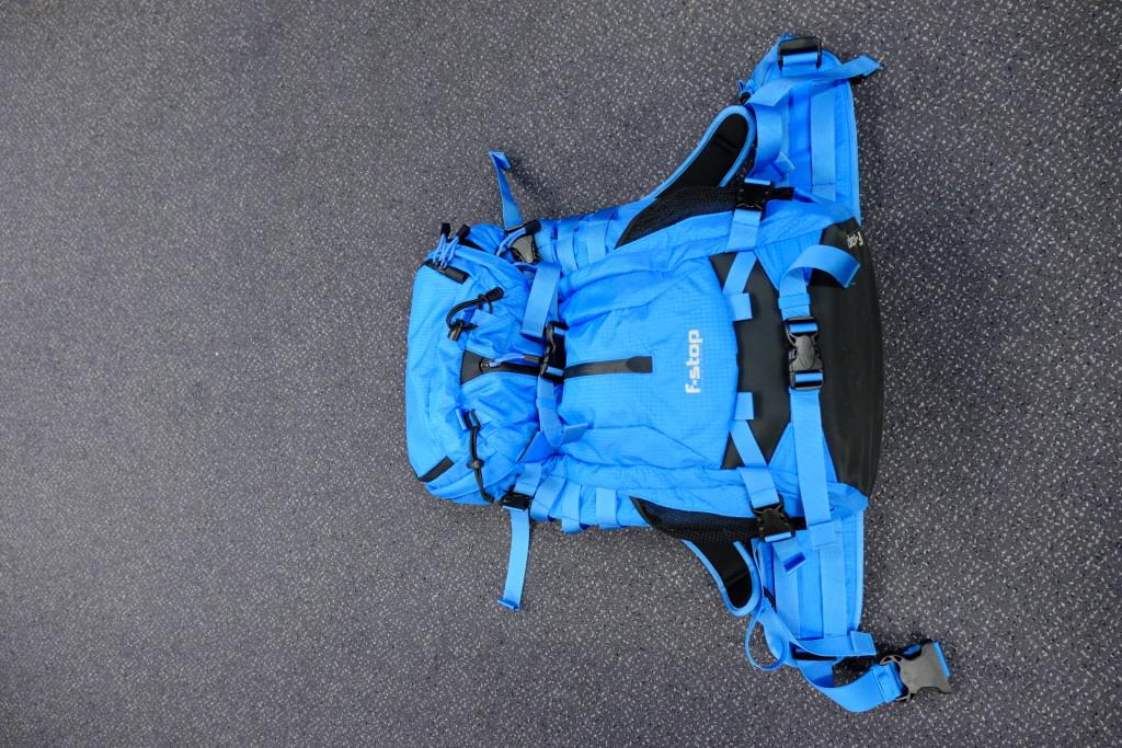 The front of the Loka (Malibu Blue)