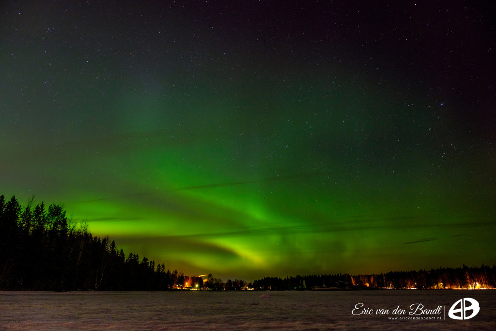 Another shot of the northern lights